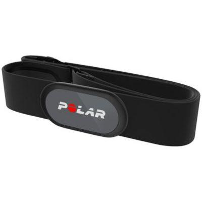 image Polar H9+ Capteur Cardio Adulte Unisexe, Noir, M-XXL