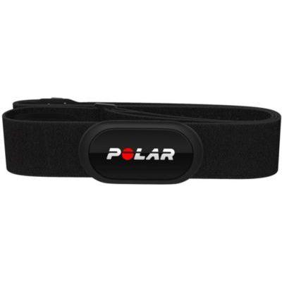 image Polar H10 Capteur de Fréquence Cardiaque Haute précision – Bluetooth, Ant+, ECG/EKG – émetteur Cardiaque Waterproof avec Ceinture pectorale & Support Vélo pour Montres de Sport Polar