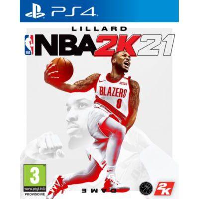 image Take 2 NBA 2K21 - PS4