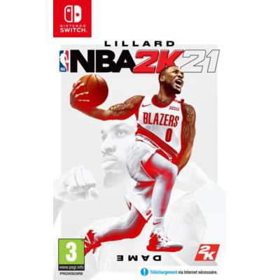 image Take 2 NBA 2K21 - Switch