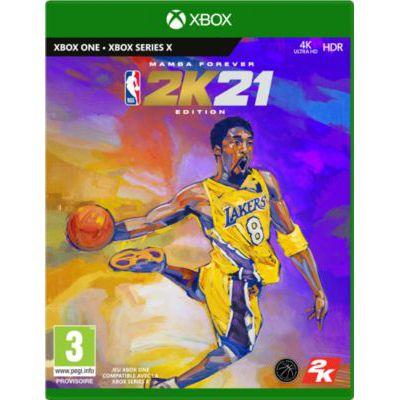 image Nba 2K21 Edition Mamba Forever (Xbox One)
