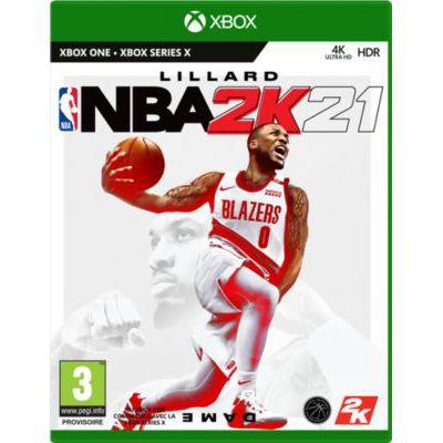 image Take 2 NBA 2K21 - Xbox One