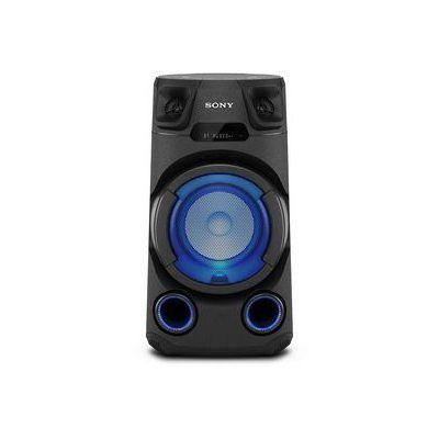 image Sony MHC-V13 | Système Audio Portable High Power Bluetooth, Lumières Multi-Couleurs, Jet Bass Booster, idéal pour la fête