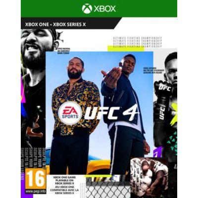 image Jeu UFC 4 sur Xbox One