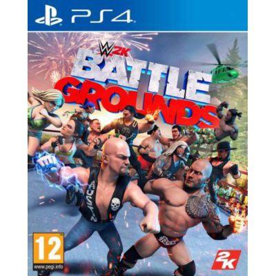 image WWE Battleground (PS4)