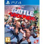 image produit WWE Battleground (PS4)