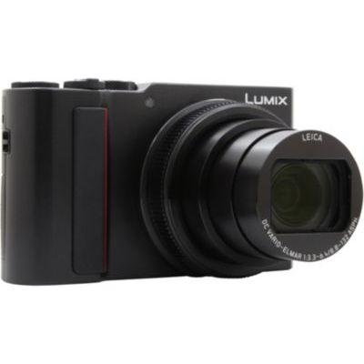 image produit Panasonic Lumix Appareil Photo Compact Expert Zoom DC-TZ200EF-K, Noir & Lumix DMW-BLG10E Batterie Rechargeable, 7.2V,1025mAh,7.4Wh - Noir - livrable en France