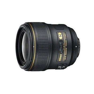 image Objectif à Focale fixe Nikon AF-S 35mm F/1.4 G
