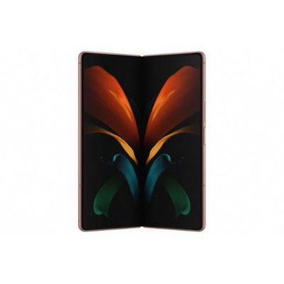 image SAMSUNG Galaxy Fold 2 (256 Go - Android 10.0) Bronze