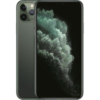 image Apple iPhone 11 Pro Max (512Go) Vert Nuit