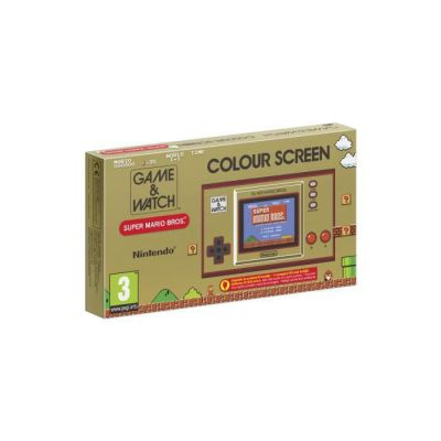 image Console Nintendo Game & Watch avec Super Mario BrosSystem