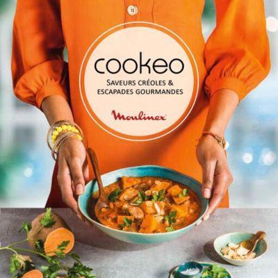 image Livre de cuisine Moulinex recette créole au Cookeo XR510000
