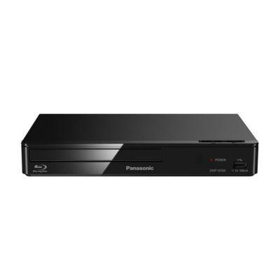 Panasonic DMP-BD84EG-K Lecteur Blu-Ray 2D Noir & Câble HDMI 2.0 Haute Vitesse Ultra HD, supportant Les formats 3D et avec Canal de Retour Audio, 1,8 m