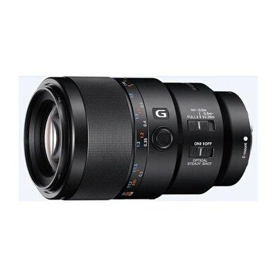 image Sony Objectif G Macro SEL-90M28G Monture E Plein Format 90 mm F2.8
