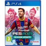 image produit Lot de 2 Jeux eFootball PES 2021 sur PS4