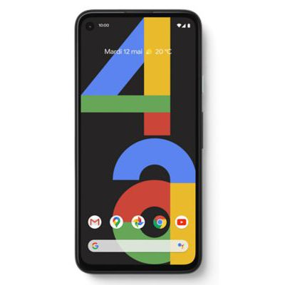 image Smartphone Google Pixel 4a Simplement Noir