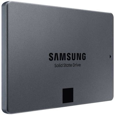image Samsung SSD interne 870 QVO 1 To 2,5'' SATA III (MZ-77Q1T0BW)