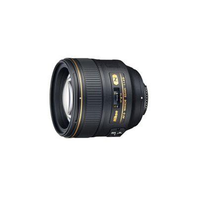image Objectif à Focale fixe Nikon AF-S 85MM F/1.4 G