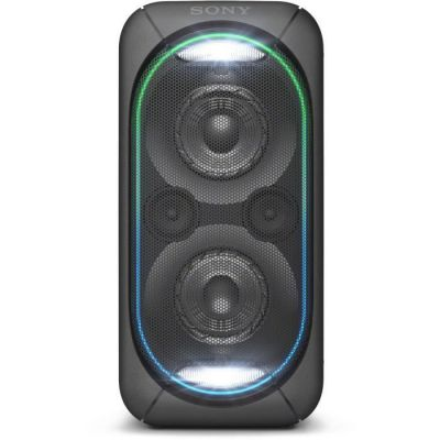 image Sony GTK-XB60B Enceinte Bluetooth/NFC Extra Bass High Power - Noir