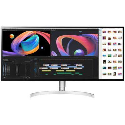 """image LG 34WK95UW écran PC 34"""" 5K Ultra HD LED Noir écran plat de PC écrans plats de PC (86,4 cm (34""""), 5120 x 2160 pixels, 5K Ultra HD, LED, LED, Noir)"""