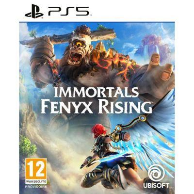 image Jeu Immortals Fenyx Rising sur Playstation 5 (PS5)