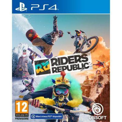 image Jeu Riders Republic sur Playstation 4 (PS4)
