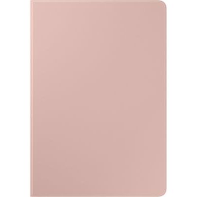 image Samsung Tab S7 Book Cover Brown Rose EF-BT870PAEGEU