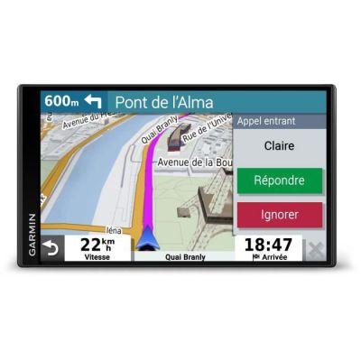 image produit DriveSmart 65 Full EU LMT-D - Carte Europe entière (46 Pays) + cble info-trafic Inclus