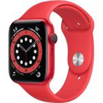 image produit AppleWatch Series6 (GPS+ Cellular, 44 mm) Boîtier en aluminium PRODUCT(RED), Bracelet Sport PRODUCT(RED)