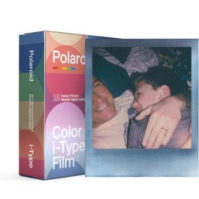 image Polaroid - 6035 - Film Couleur pour i-Type - MetallicNights Edition - Lot de 2