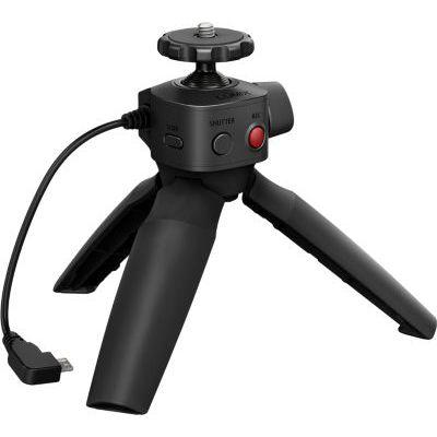 image Panasonic DMW-SHGR1E Poignée de trépied pour Vlogging avec Pochette
