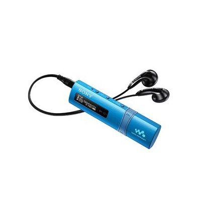 image Lecteur audio vidéo MP3-MP4 Sony NWZ-B183 BLUE V2