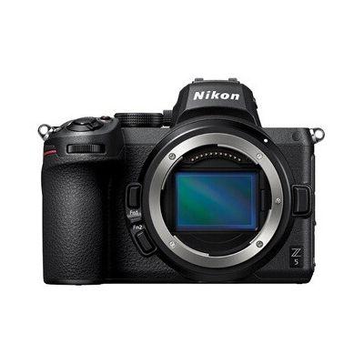 image Nikon Z 5, Appareil Photo Numérique Hybride Plein Format, Boitier Nu
