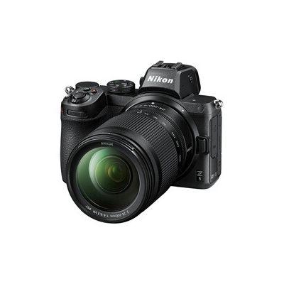 image Nikon Z 5, Appareil Photo Numérique Hybride Plein Format en Kit avec NIKKOR Z 24-200mm/4.0-6.3 VR