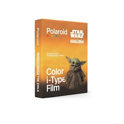 image Polaroid - 6020 - Film Couleur pour i-Type - The Mandalorian Edition