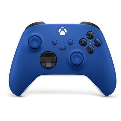 image Nouvelle Manette Xbox Sans fil - Shock Blue