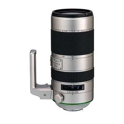 image Objectif zoom Pentax HD D-FA 70-200mm f/2.8 Silver