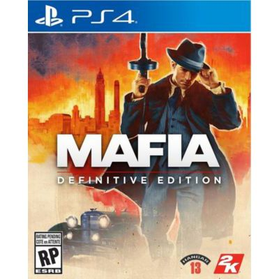 image Mafia : Definitive Edition (PS4)