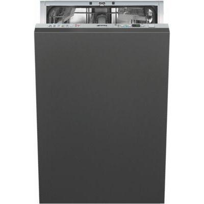 image Lave vaisselle tout intégrable Smeg STA4525IN