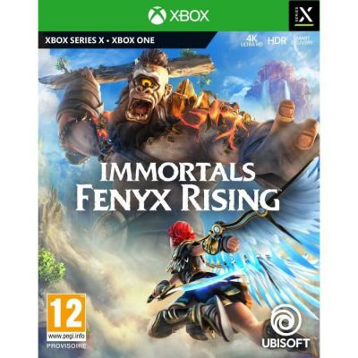 image Jeu Immortals Fenyx Rising sur Xbox One