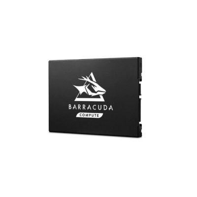 image  SSD SEAGATE BarraCuda Q 480GB 2,5 pouces 7mm  (mémoire 3D QLC, Trim S.M.A.R.T)