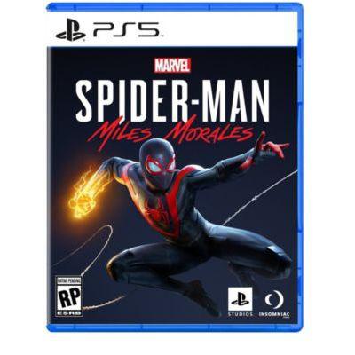 image Sony, Marvel's Spider-Man : Miles Morales sur PS5, Jeu d'action et d'aventure, Edition Standard, Version physique, En français, 1 joueur