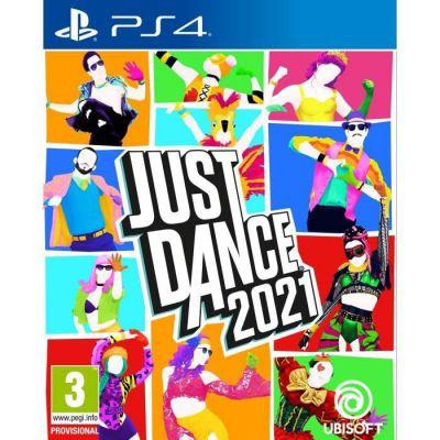 image Jeu Just Dance 2021 sur playstation (PS4) avec Version PS5 incluse