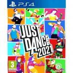 image produit Jeu Just Dance 2021 sur playstation (PS4) avec Version PS5 incluse