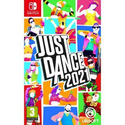 image Jeu Just Dance 2021 sur Nintendo Switch