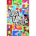 image produit Jeu Just Dance 2021 sur Nintendo Switch