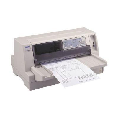 image EPSON Imprimante matricielle LQ-680 Pro - Monochrome - 24 aiguilles - 465 cps Mono - 106 Colonnes - Parallèle