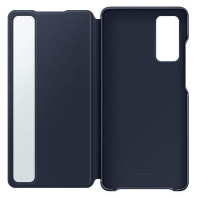 image Smart Clear View Cover Bleu S20 FE