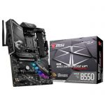 image produit Carte mère MSI MPG B550 Gaming Edge WiFi