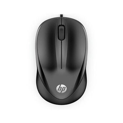 image HP 1000 - Souris Filaire Noire (USB, 1200 DPI, Ambidextre)